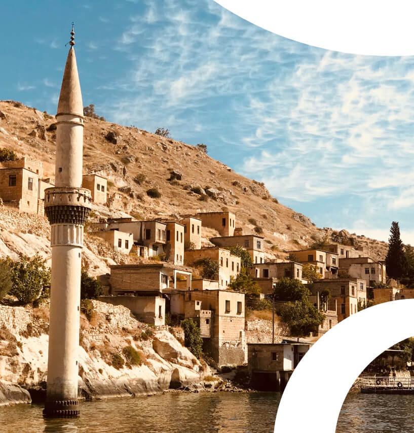 Turcja krajobraz